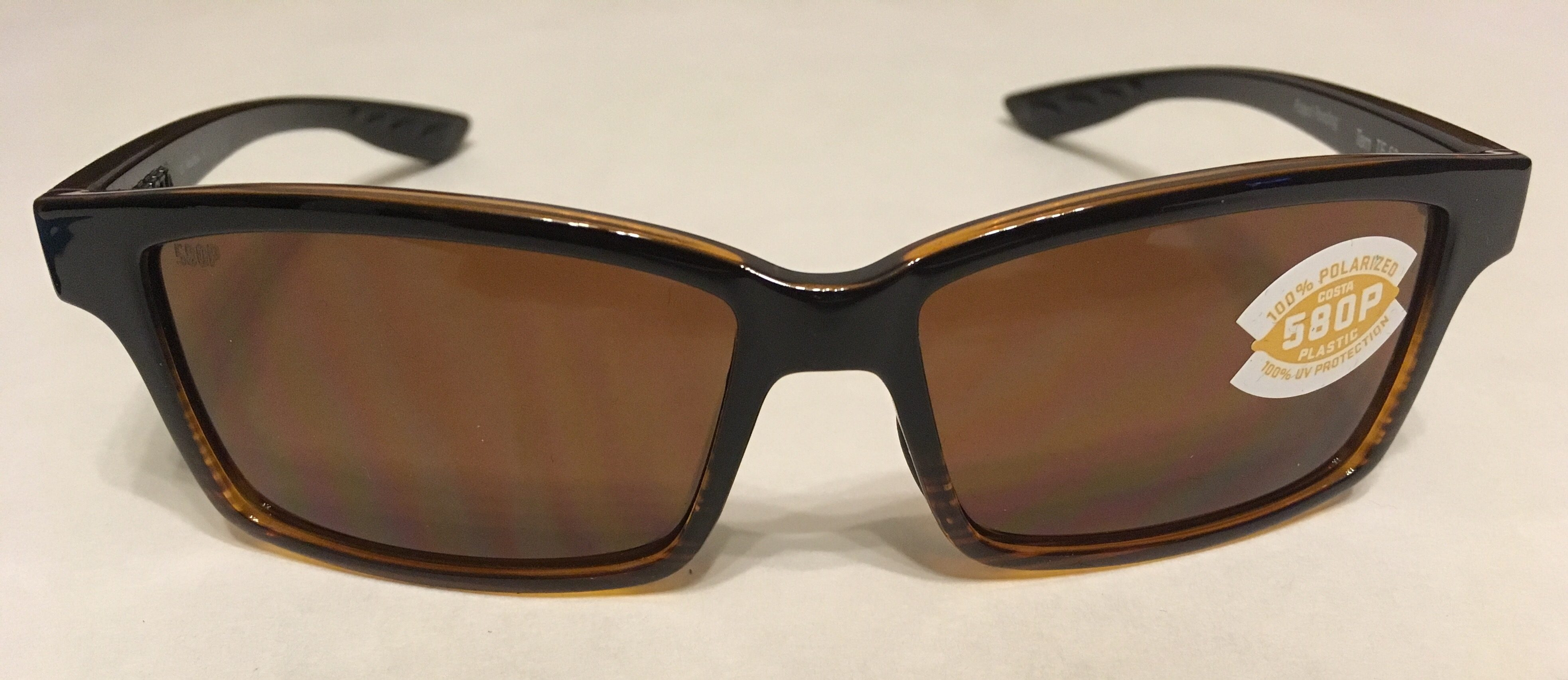 polarized amber sunglasses  NEW Costa Del Mar Tern Sunglasses \u2013 Coconut Fade POLARIZED Amber ...