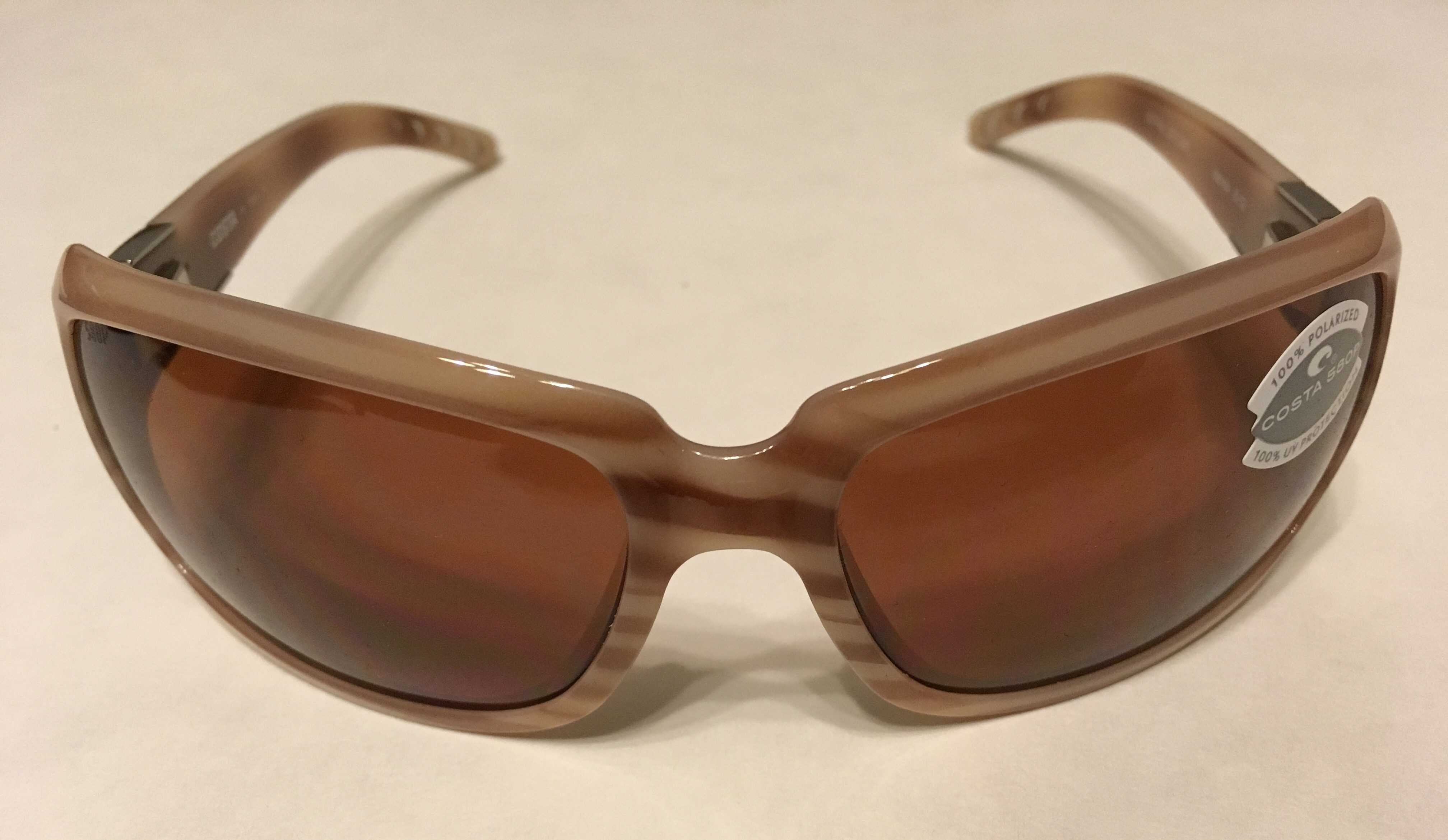 3d0dd75f6e Costa Del Mar Isabela Sunglasses - Morena Frame - POLARIZED Copper 580P