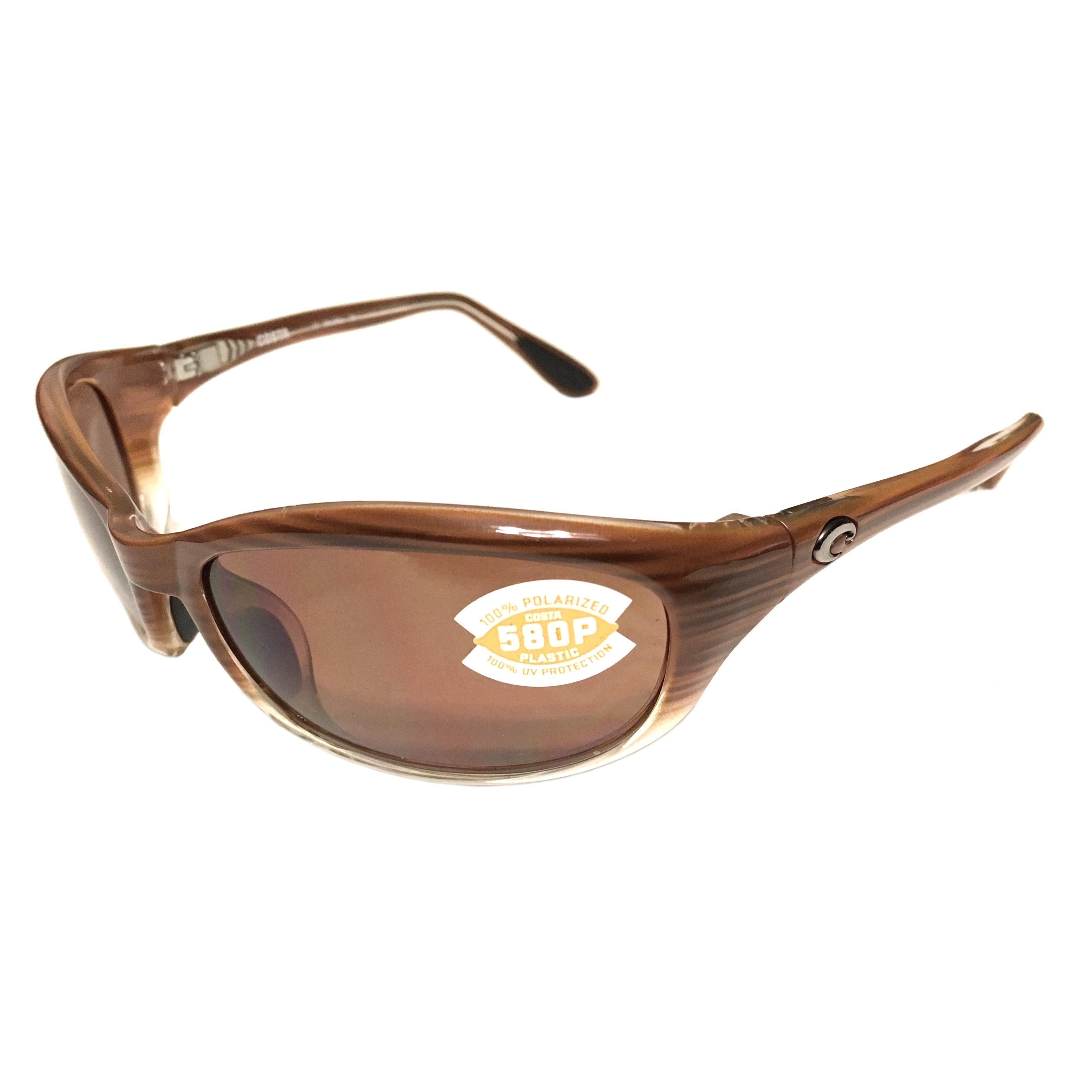 Costa Harpoon Sunglasses  costa del mar harpoon sunglasses wood fade frame polarized
