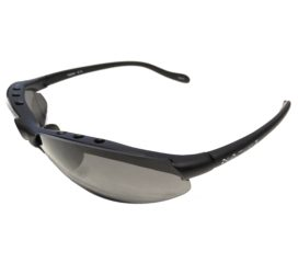 Native Eyewear Dash XR Sunglasses - Asphalt Matte Black Frame - Polarized Gray Lens