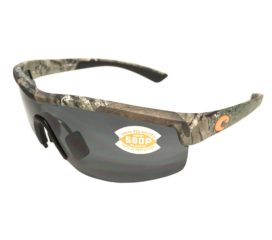 Costa Del Mar Straits Sunglasses Realtree - Xtra Camo Frame - Polarized Gray Lens 580P