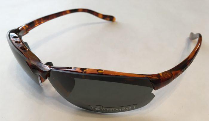 Native Eyewear Dash XP Sunglasses XTRA Lens- Maple Tortoise POLARIZED Gray