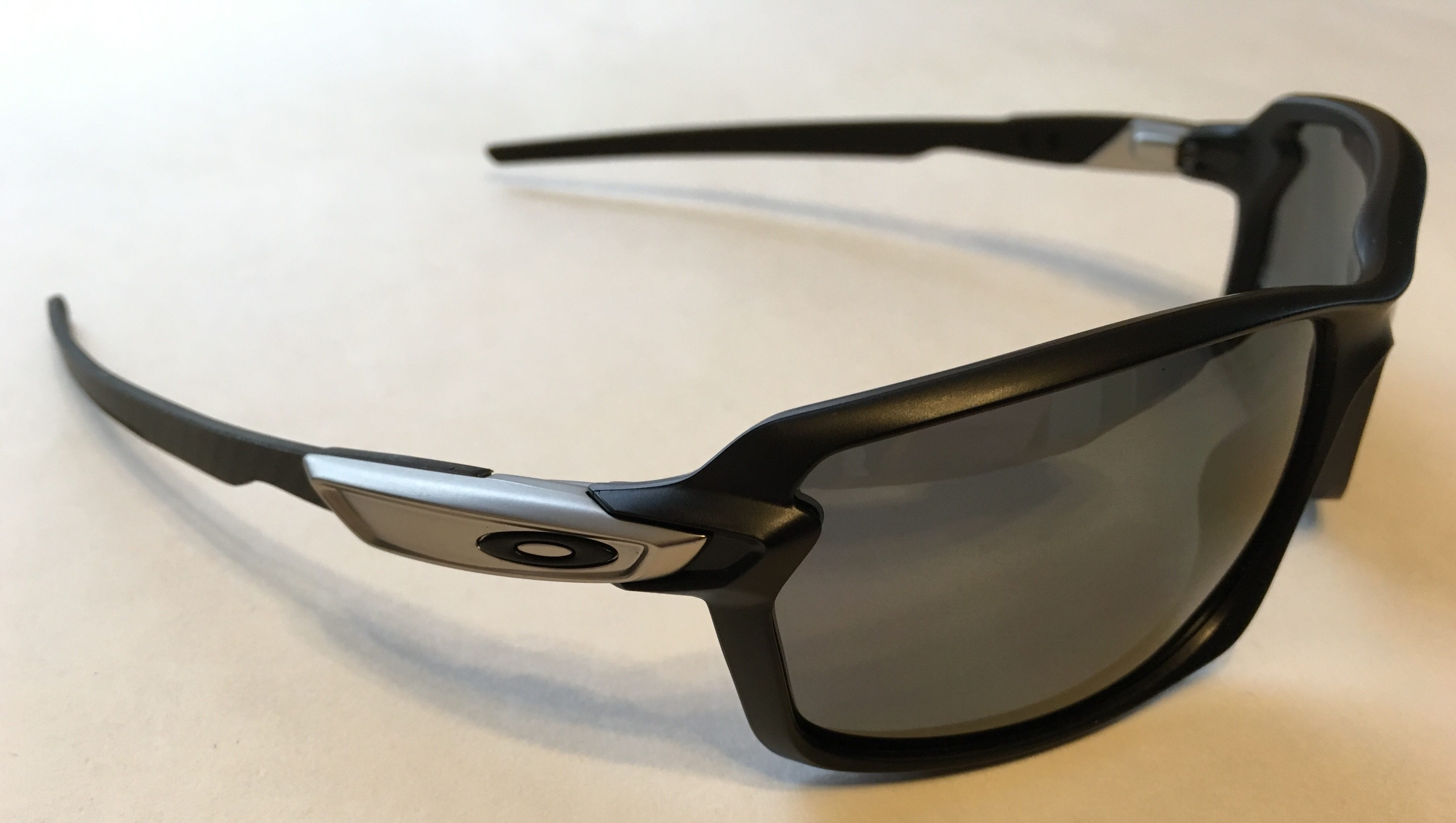2efca324743 Oakley Carbon Shift Sunglasses Matte Black POLARIZED Black Iridium OO9302-03