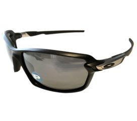 Oakley Carbon Shift Sunglasses - Matte Black -Polarized Black Iridium OO9302-03