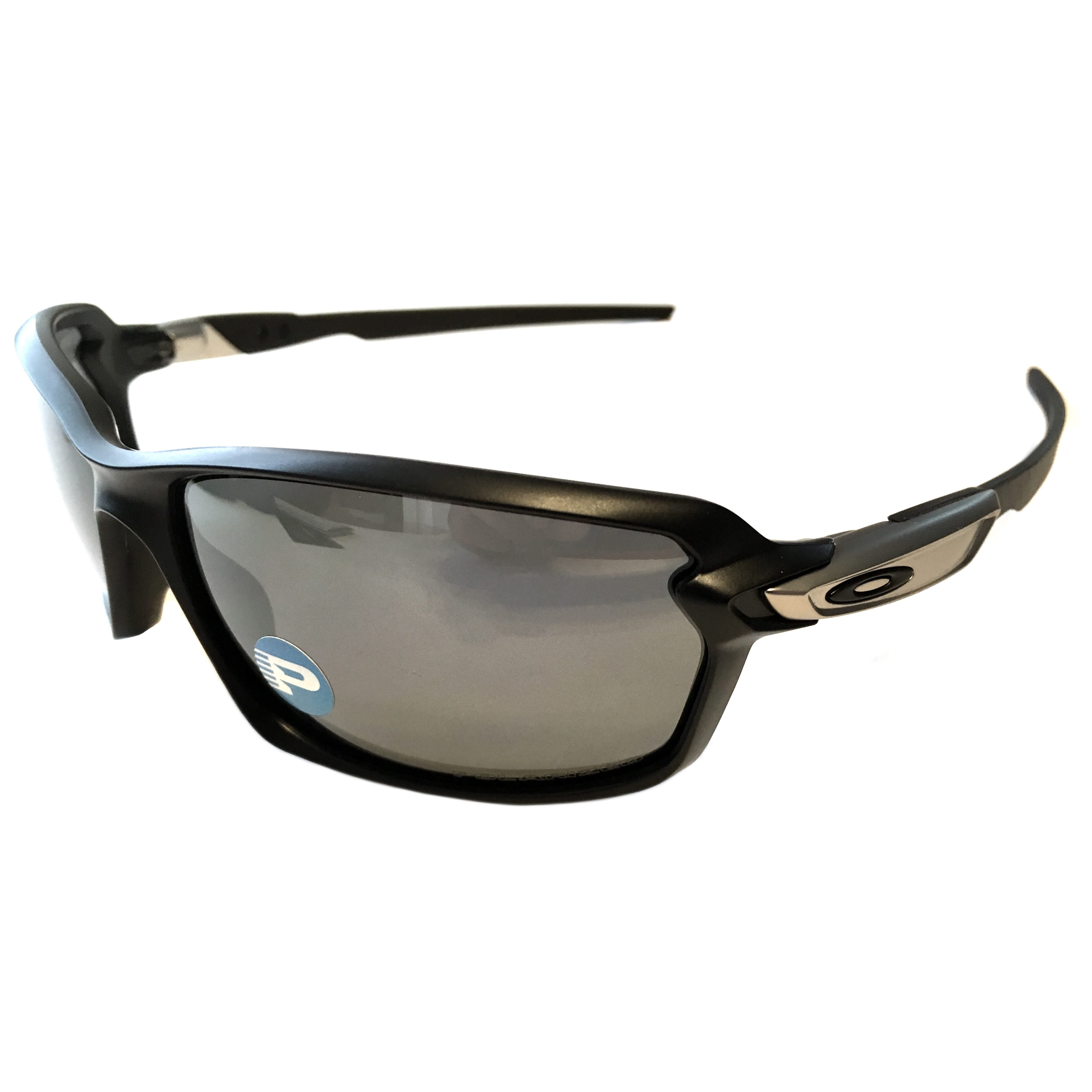 ee9023df5723a Oakley Carbon Shift Sunglasses Matte Black POLARIZED Black Iridium OO9302-03