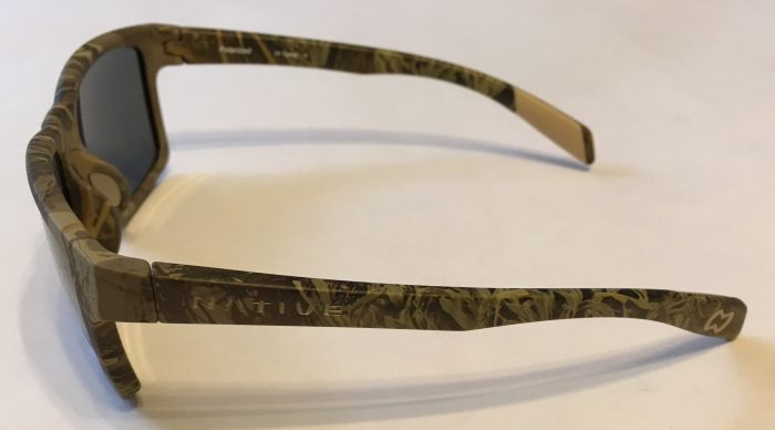 Native Eyewear Flatirons Sunglasses - Realtree Camo MAX1 POLARIZED N3 Gray