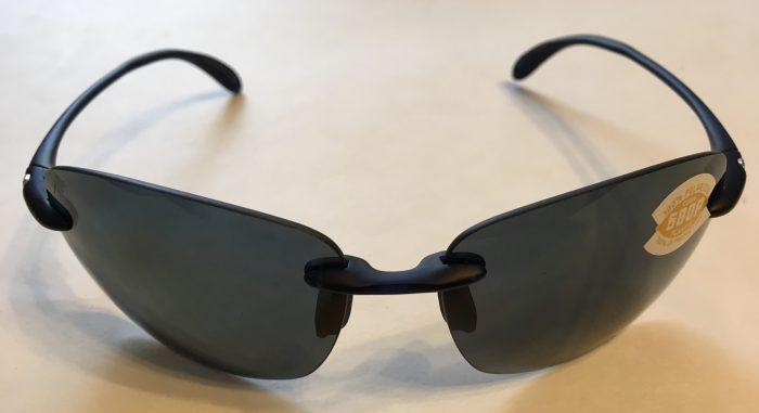 Costa Del Mar Destin Sunglasses - Matte Blue Frame - POLARIZED Gray 580P