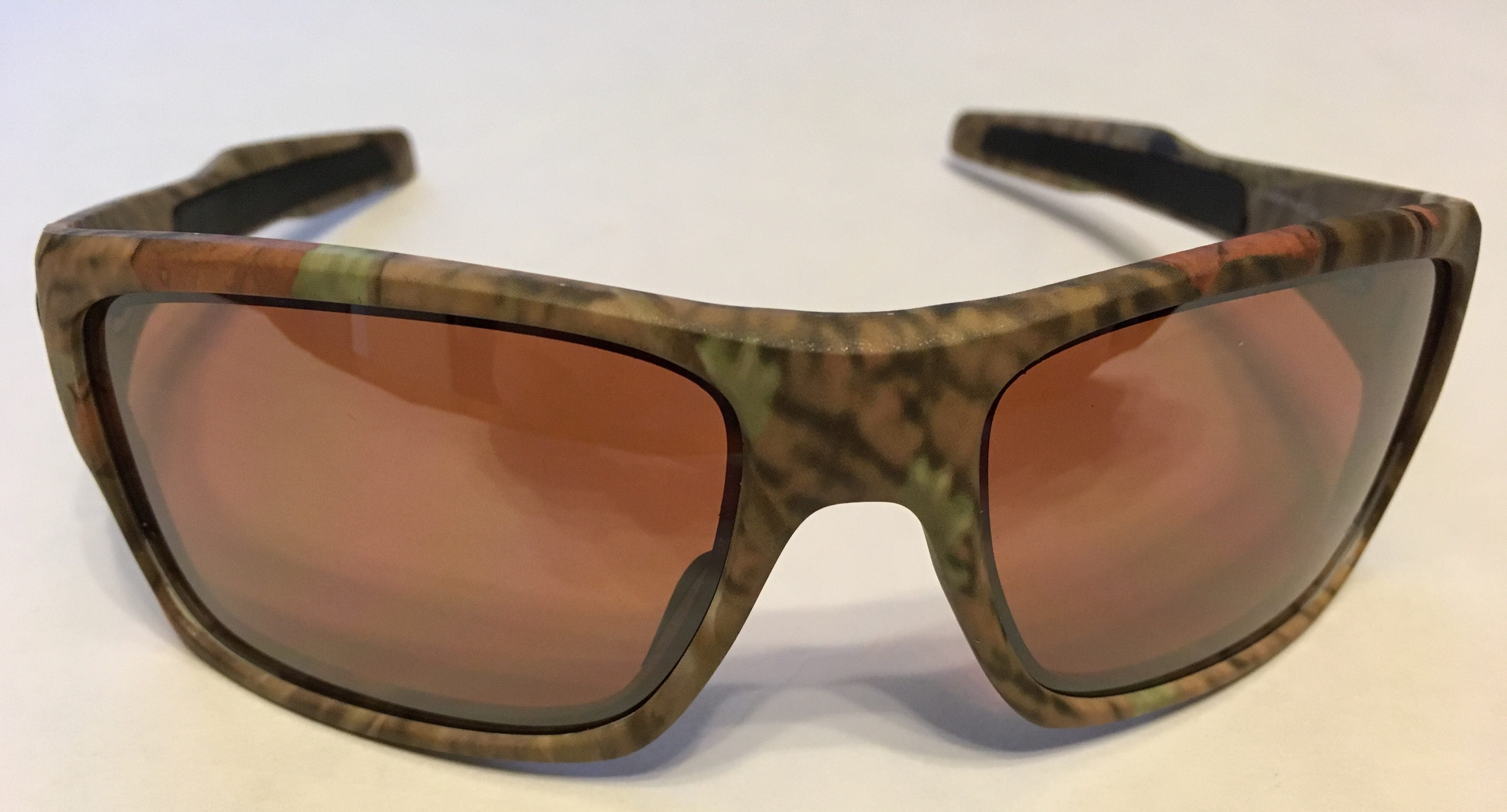 ca6b811670 Oakley Turbine Sunglasses - Woodland Camo - VR28 Black Iridium - OO9263-28