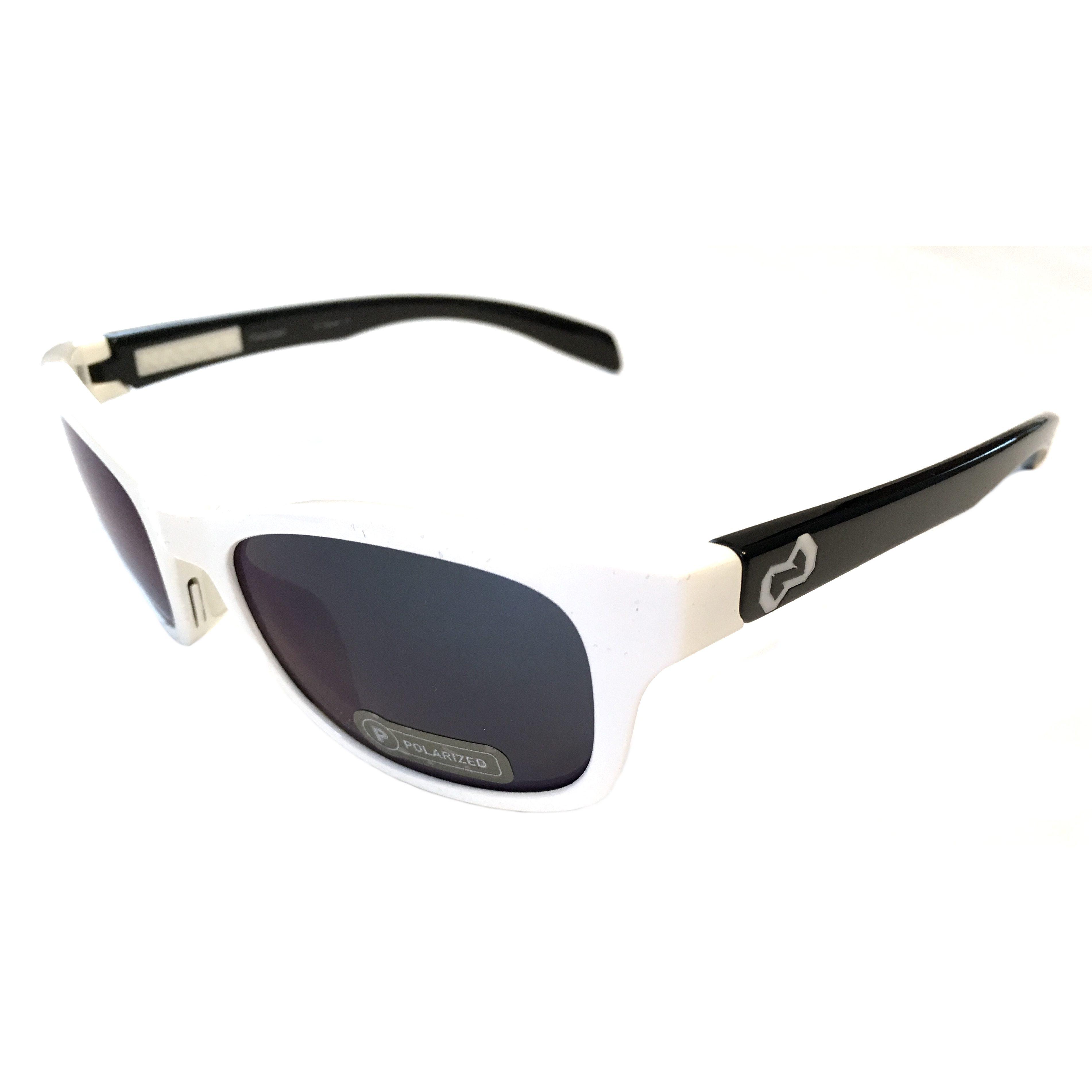 aed00c1d22 Native Eyewear Highline - Snow White   Black - POLARIZED N3 Blue Reflex