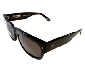 Spy Optics Hennepin Sunglasses - Dark Tortoise Frame - Polarized Happy Bronze