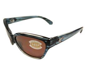 Costa Del Mar Starfish Sunglasses - Topaz Fade Frame - Polarized Copper Lens 580P