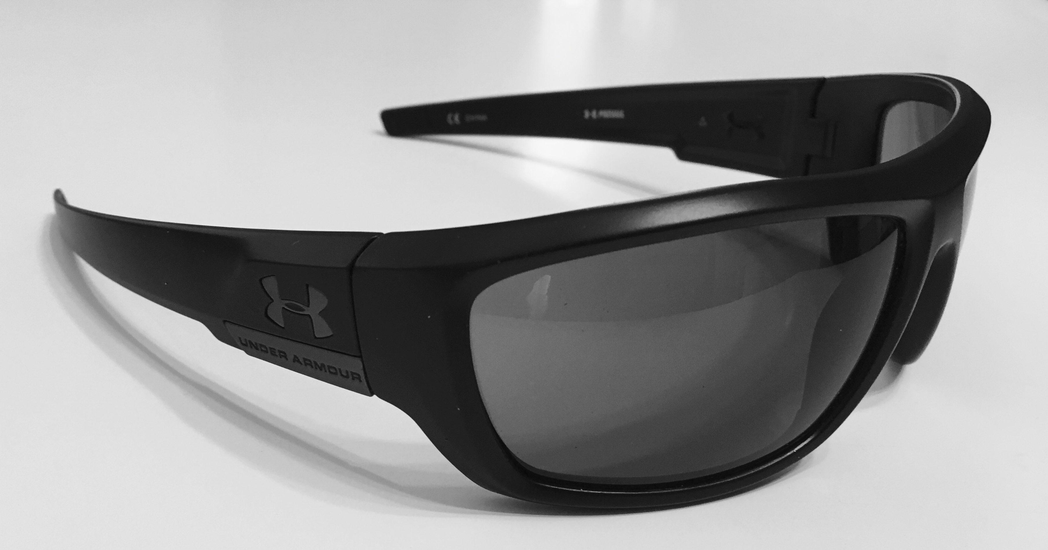 Oakley Half Jacket 2 0 Xl >> Under Armour Prevail Sunglasses UA - Satin Black Frame ...
