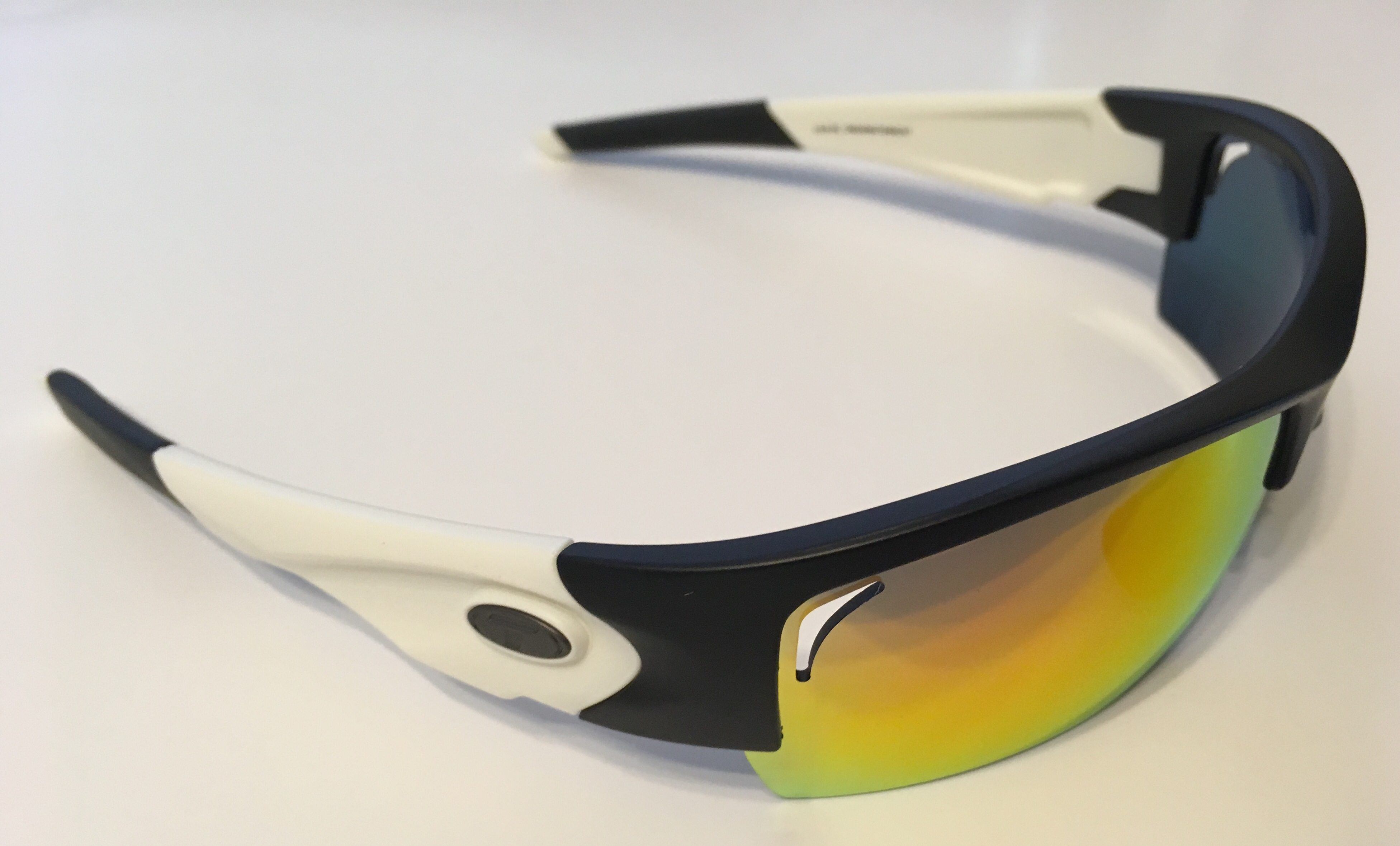 ff7d588bfd6 Tifosi Optics Lore SL Sunglasses - Black   White - Clarion Red Mirror Lens