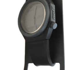 Neff Stripe Analog Water-Resistant Watch - Black & Gray - NF0225