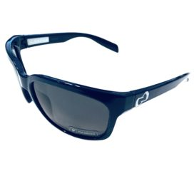 Native Eyewear Roan Sunglasses - Midnight Blue Frame - POLARIZED N3 Gray Lens