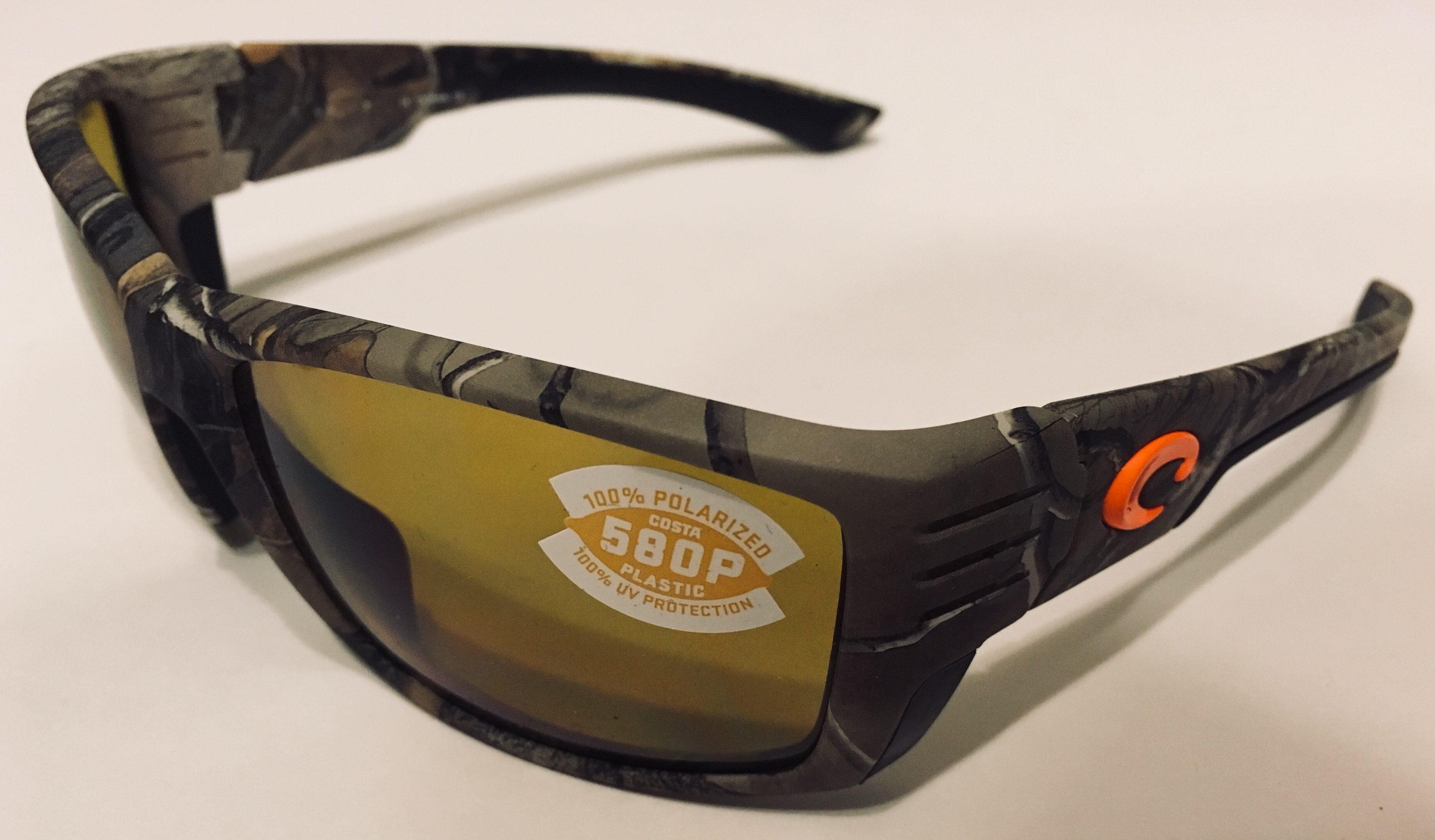 00ecc6f541365 Costa Del Mar Cortez Sunglasses Realtree Xtra Camo POLARIZED Sunrise 580P