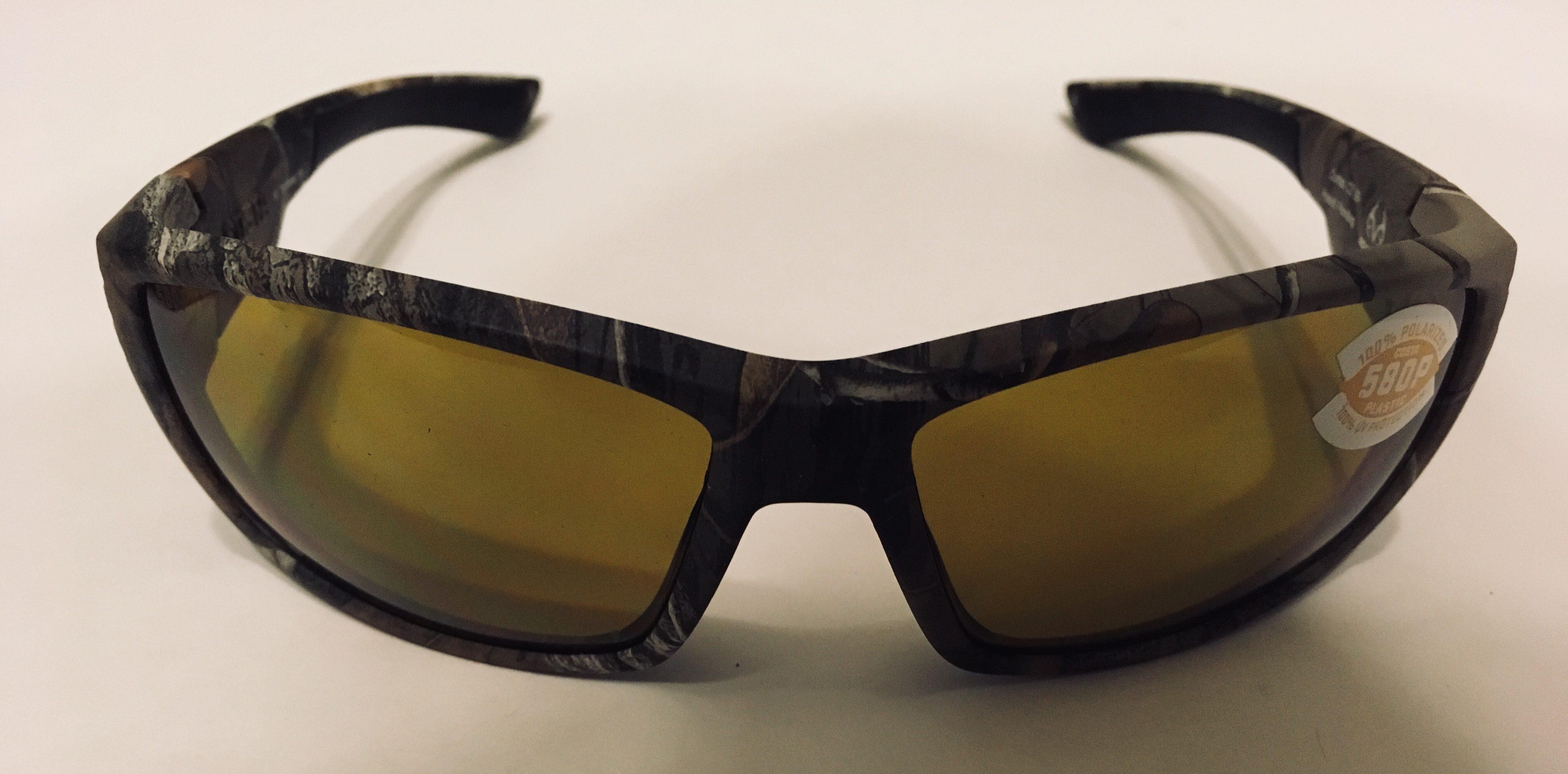 674ffdba1b367 Costa Del Mar Cortez Sunglasses Realtree Xtra Camo POLARIZED Sunrise 580P