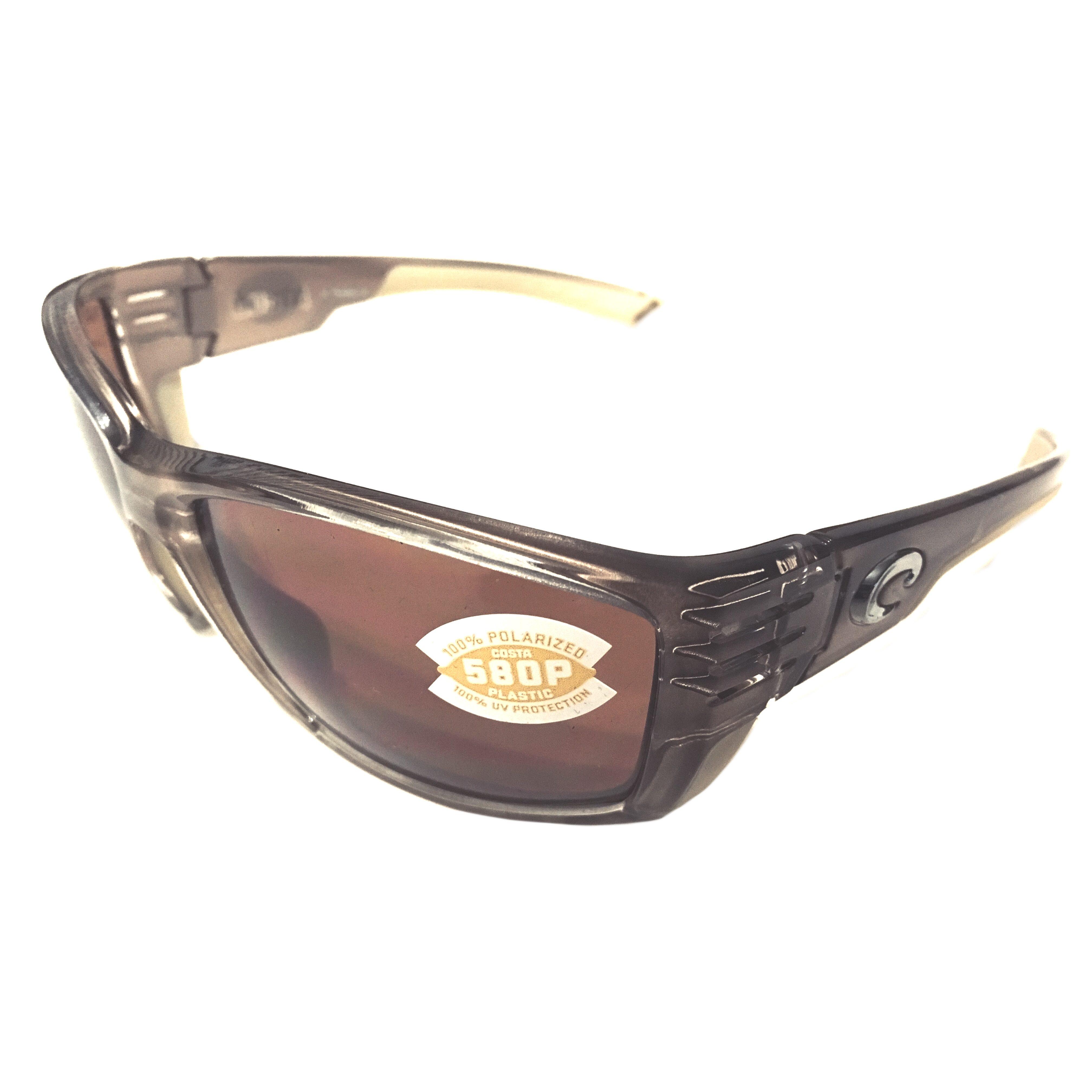 c36b6398529 Costa Del Mar Cortez Sunglasses - Crystal Bronze - POLARIZED Copper 580P