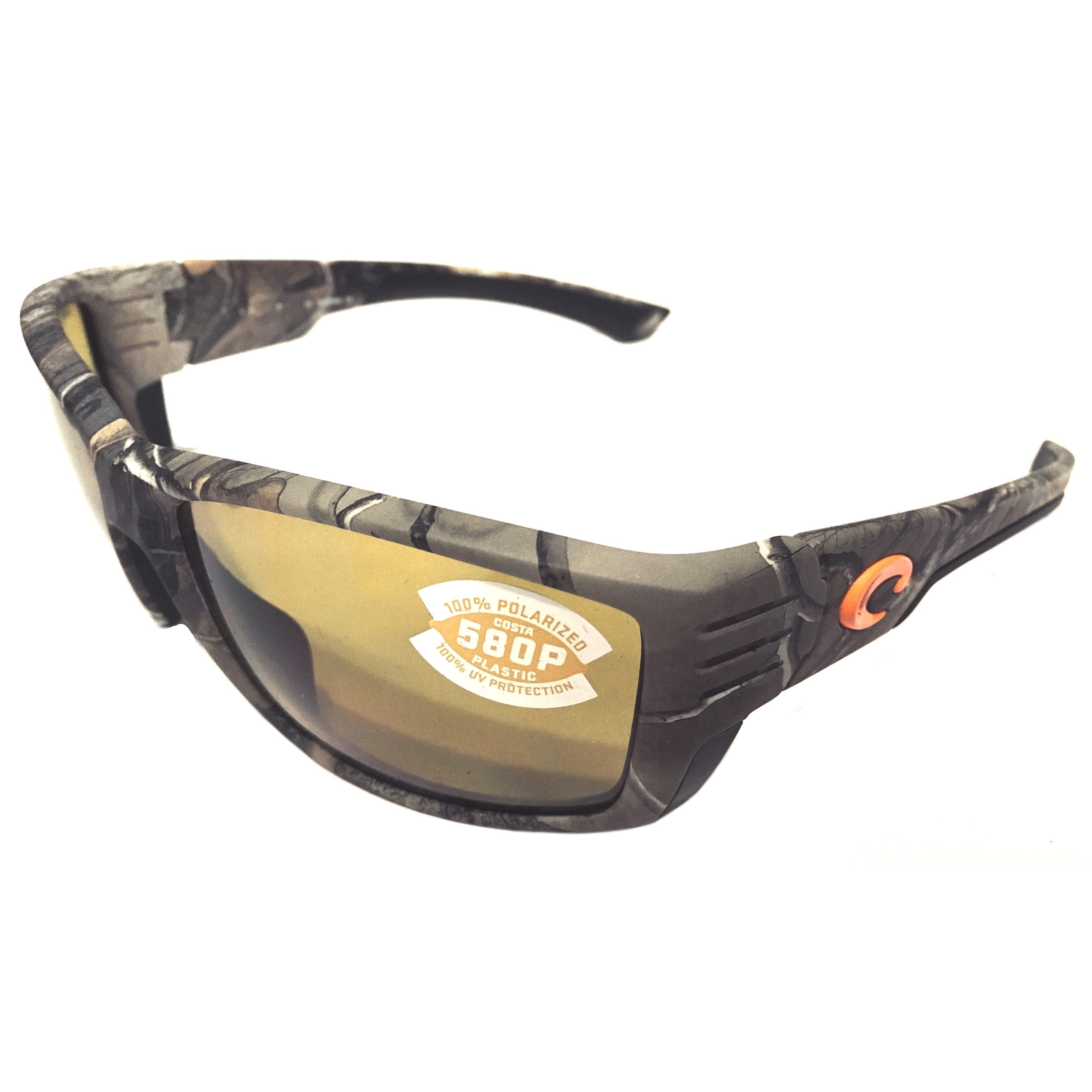 cd477b33f7c Costa Del Mar Cortez Sunglasses Realtree Xtra Camo POLARIZED Sunrise 580P