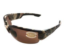 Costa Del Mar Rockport Sunglasses - Mossy Oak Camo - Polarized Copper 580P
