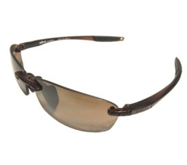 Revo Descend E Sunglasses - Crystal Brown - POLARIZED Terra RE4060GF 02 BR