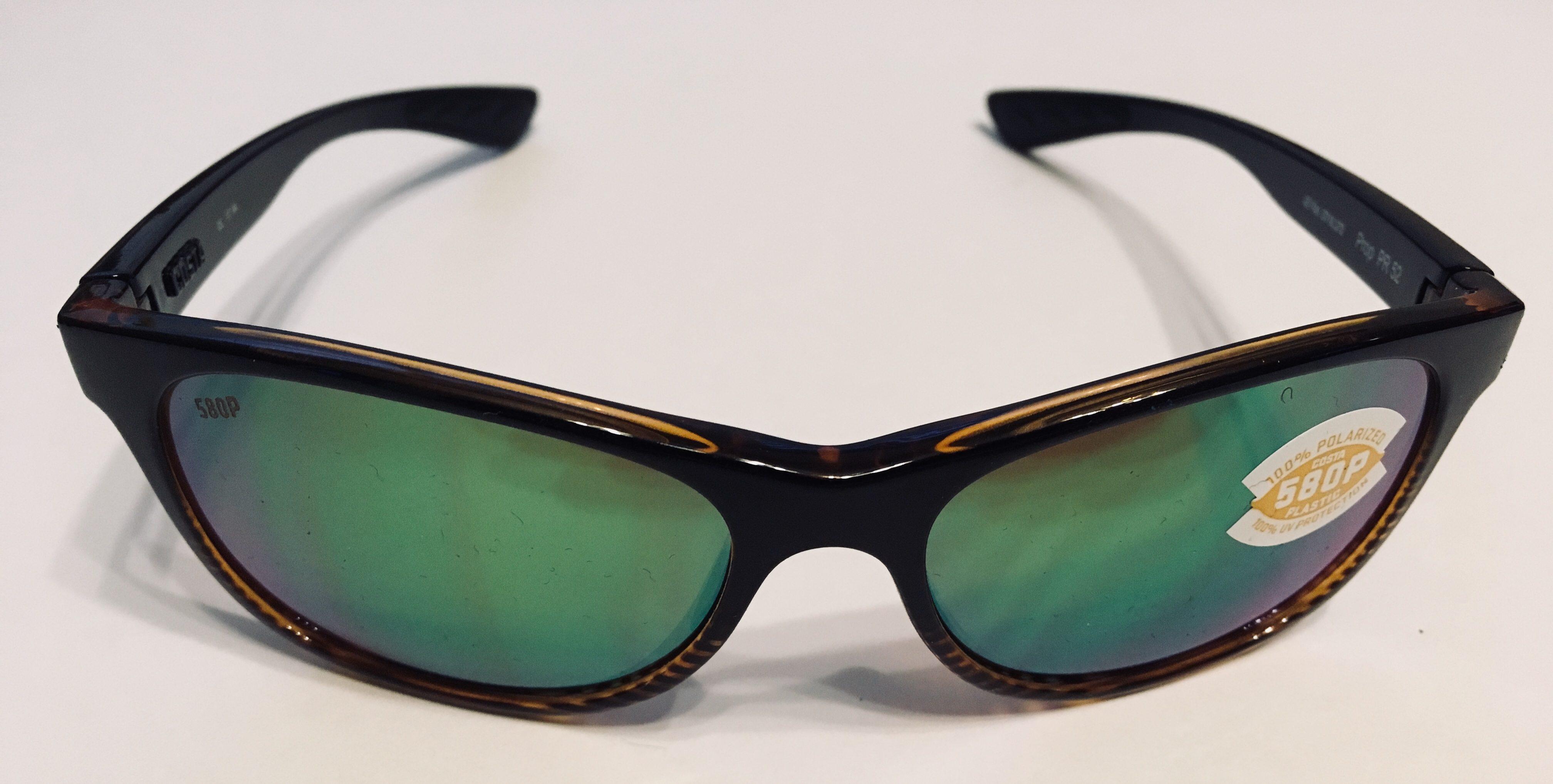 07d594fdb Costa Del Mar Prop Sunglasses - Coconut Fade POLARIZED Green Mirror 580P