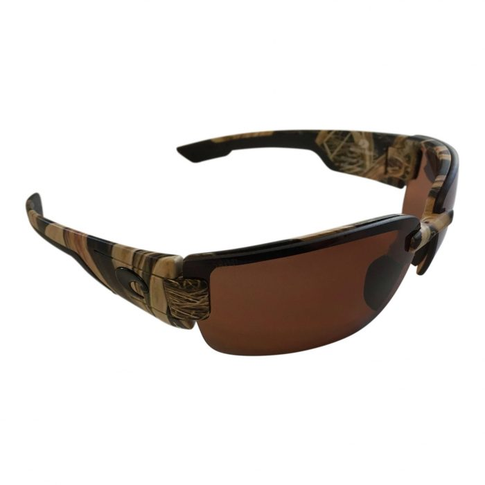 Costa Del Mar Rockport Sunglasses - Mossy Oak Camo - Polarized Copper 580P