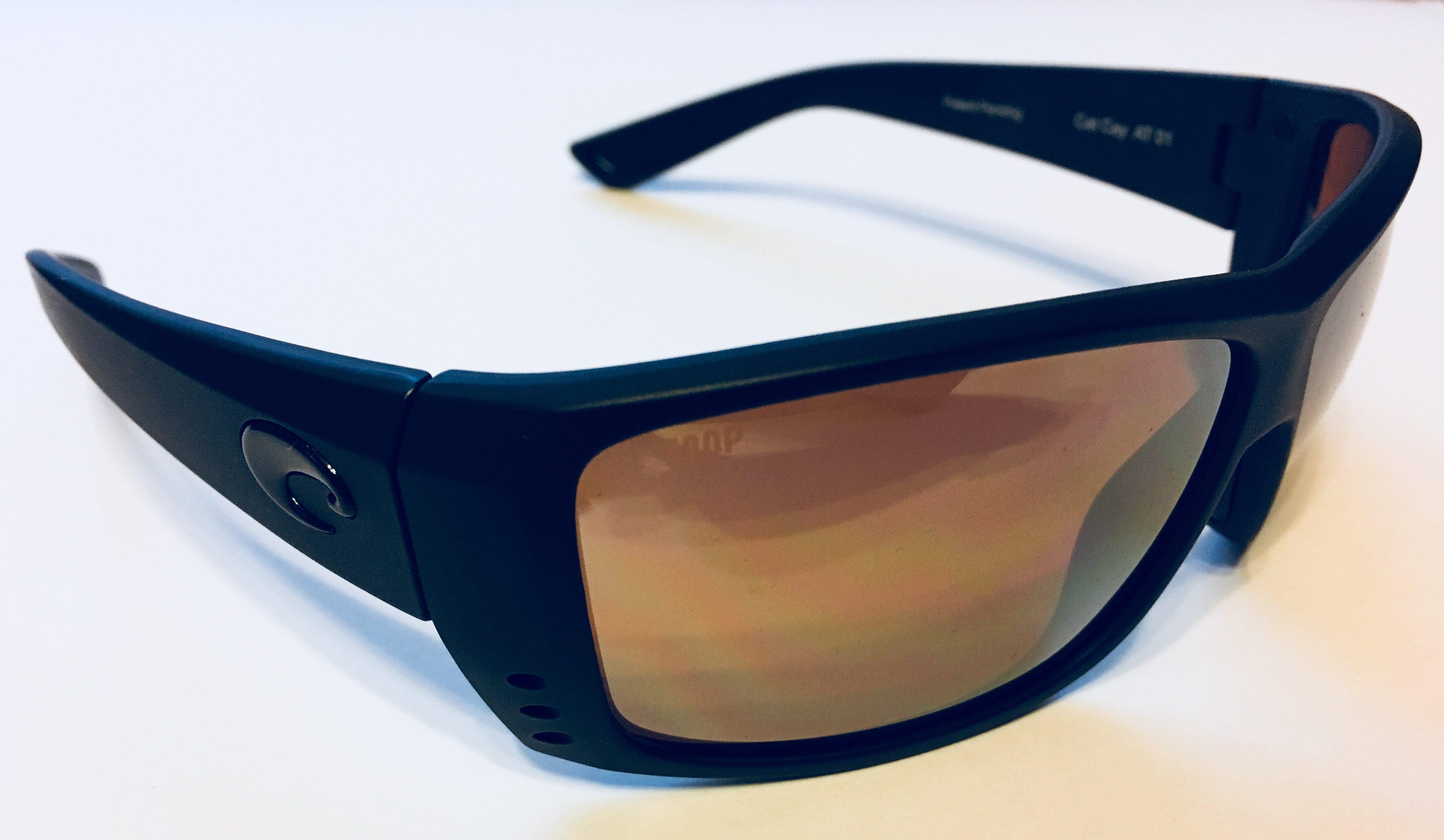 37f6f70951ccb Costa Del Mar Cat Cay Sunglasses – Blackout Frame – Polarized Silver ...