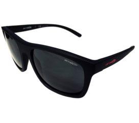 Arnette Complementary Sunglasses - Matte Black Frame - Dark Grey AN4233 01/87