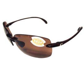Costa Del Mar Destin Sunglasses - Tortoise Frame - Polarized Copper 580P Lens