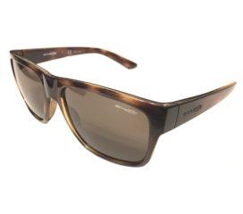 Arnette Reserve Sunglasses - Dark Havana Frame - Brown Lens AN4226 237973