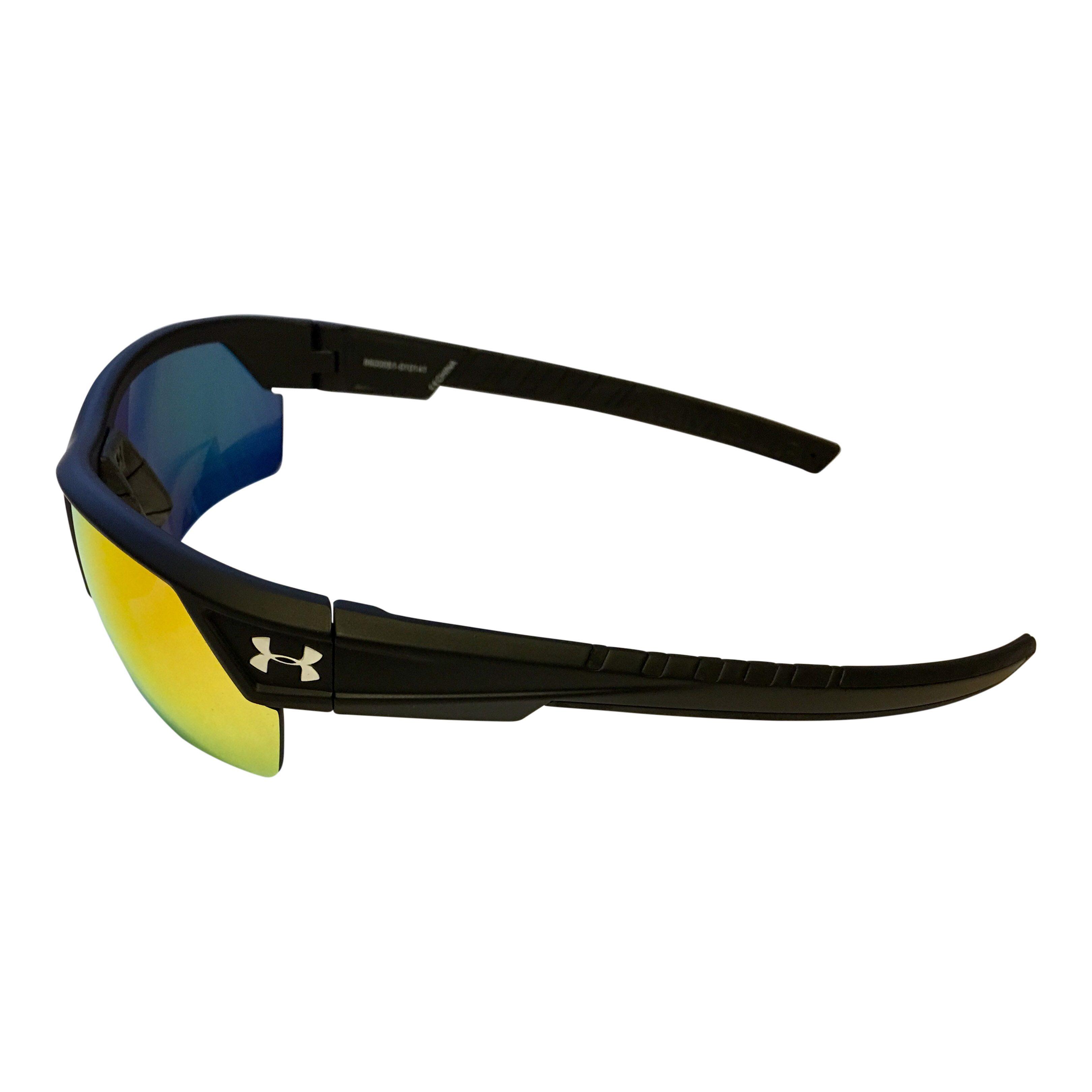 34e5a8c1b4 Under Armour Igniter 2.0 Sunglasses UA - Satin Black - Orange Multi Mirror