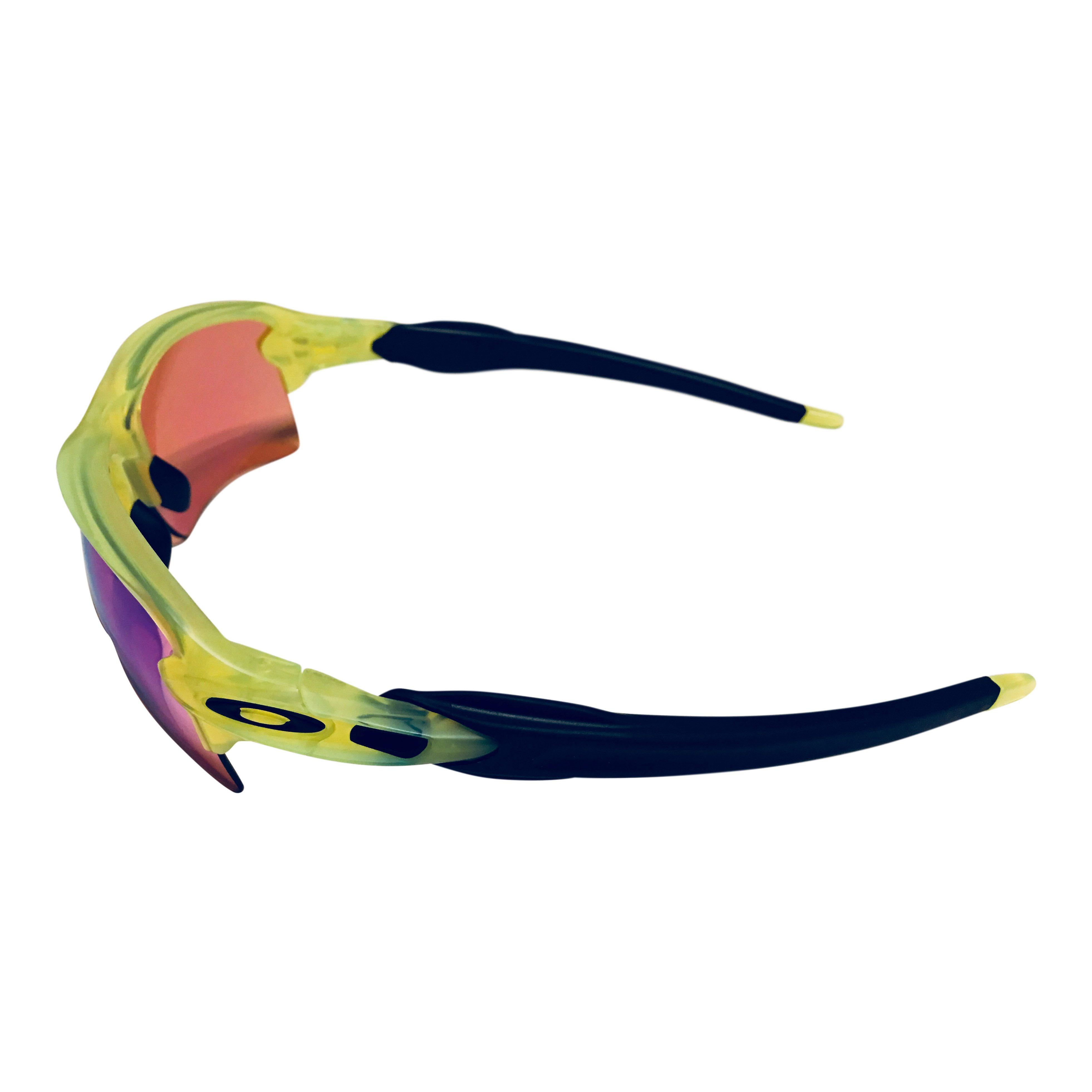 Oakley Flak 2 0 Xl Sunglasses Uranium Green Frame