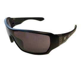 Oakley Offshoot Sunglasses - Matte Black Frame - Warm Grey Lens OO9190-01