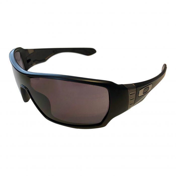 bcbdd861dd Oakley Offshoot Sunglasses - Matte Black Frame - Warm Grey OO9190-01