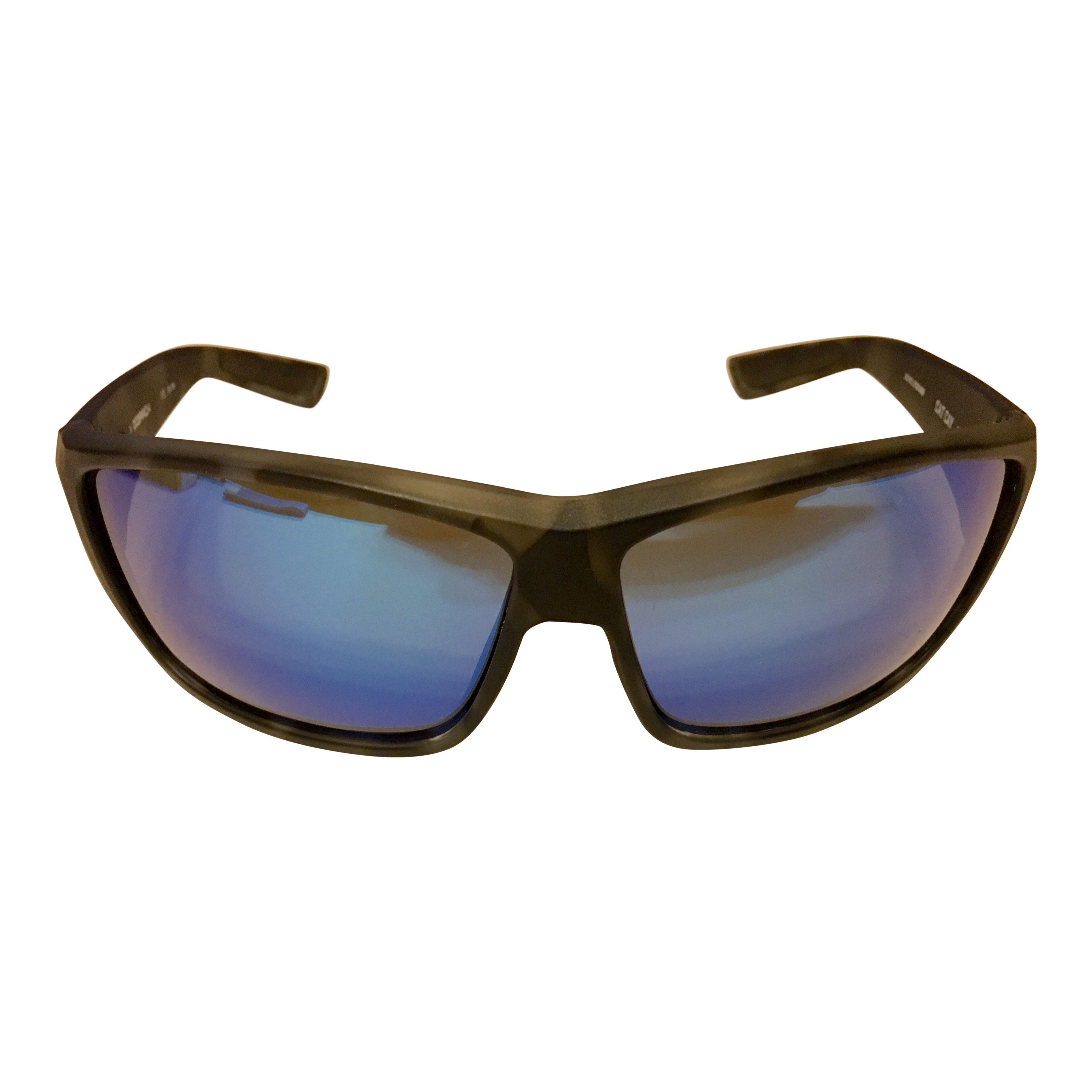12ee525a717d8 Costa Del Mar Cat Cay Sunglasses Ocearch Tiger Shark POLARIZED Blue 400G