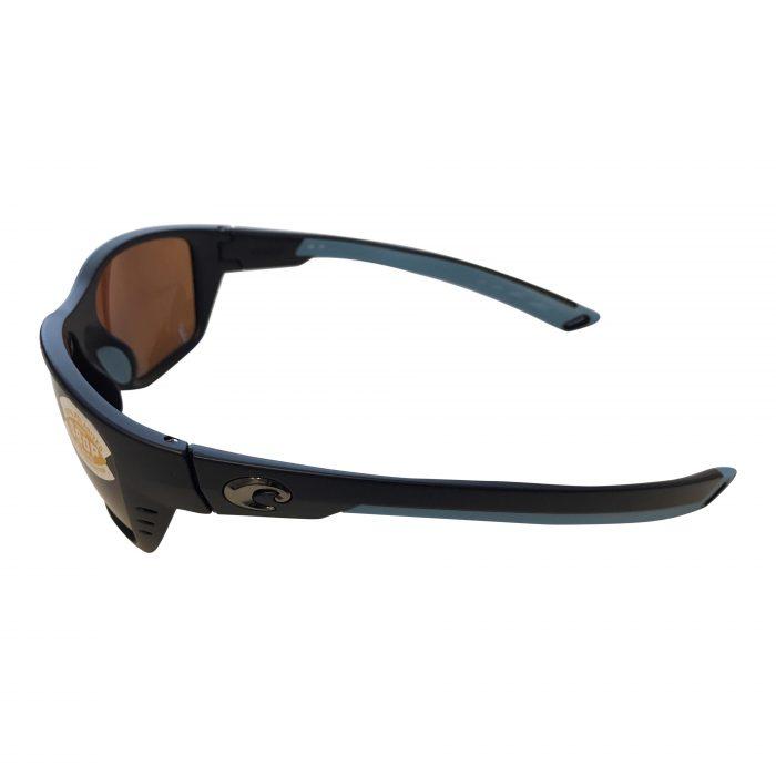 Costa Del Mar Whitetip Sunglasses - Matte Blue Heron POLARIZED Amber 580P