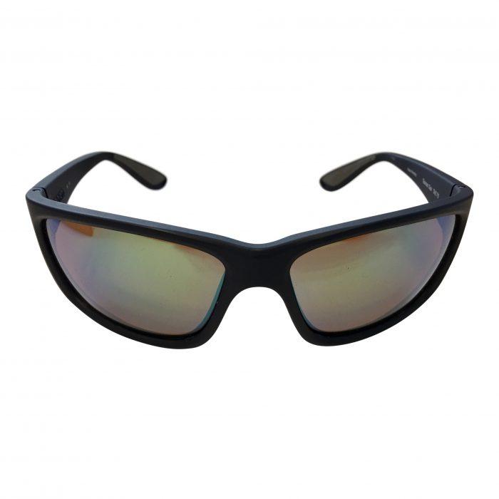 Costa Del Mar Tasman Sea Sunglasses Matte Blue POLARIZED Green Mirror 400G