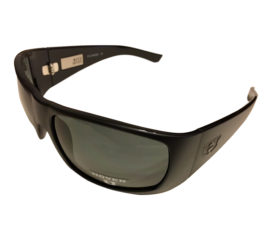 Hoven Vision Ritz Sunglasses - Matte Black Frame - ANSI Polarized Gray Lens