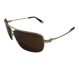 Spy Optic Leo Sunglasses - Aviator Gold Frame - Bronze Lenses 183238274864