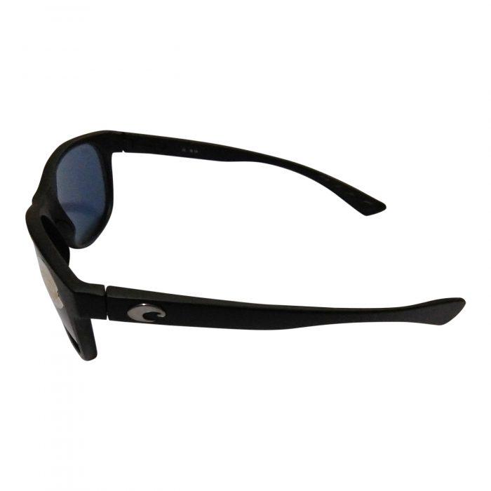 Costa Del Mar Prop Sunglasses - Matte Black - POLARIZED Gray Lens 580P