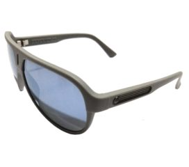 Dragon Experience 2 (II) Sunglasses - Gray Matter Matte Frame - Blue Ion Lens - 720-2211