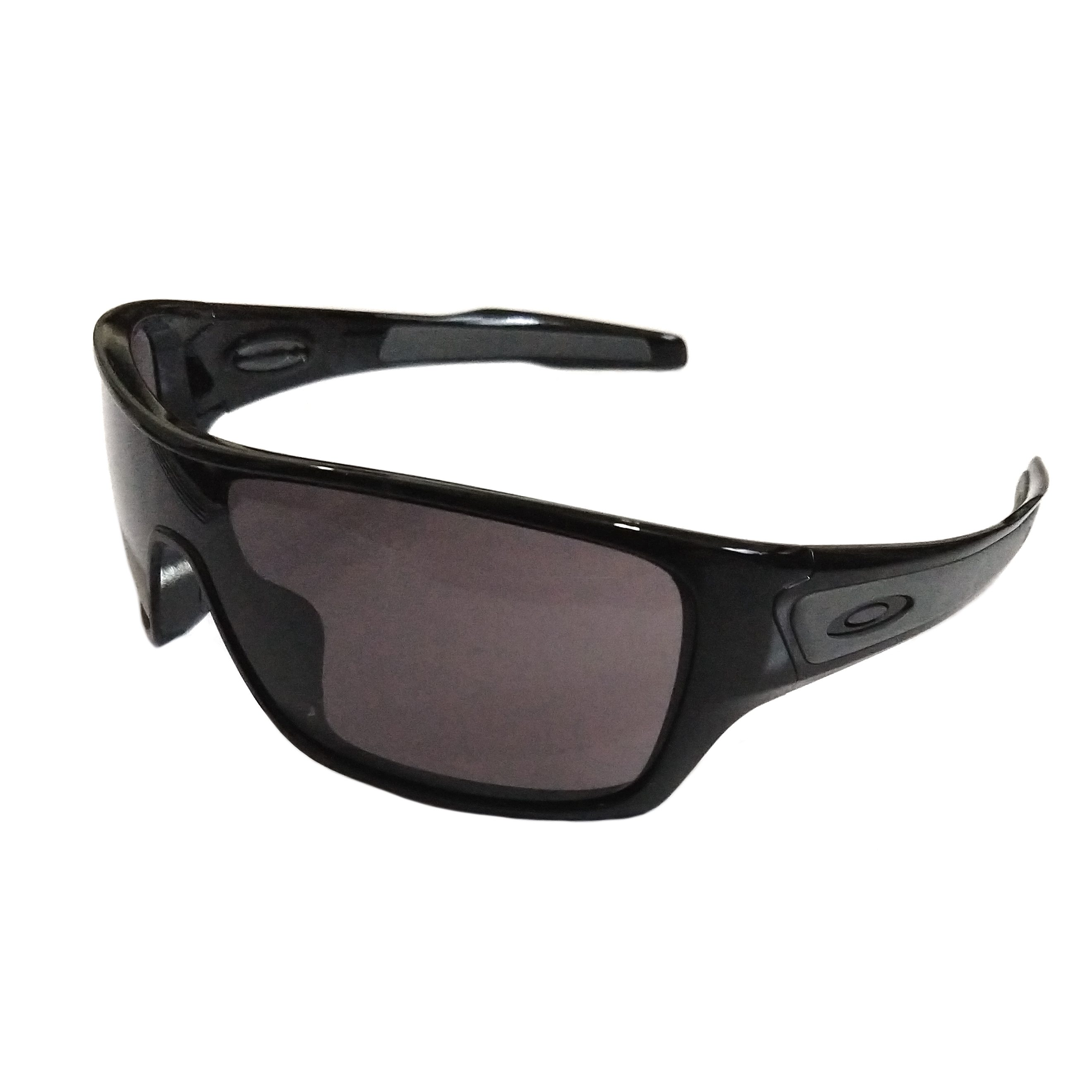 75d94bd4cfe0 Oakley Turbine Rotor Sunglasses - Polished Black - Warm Grey OO9307-01