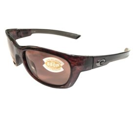 Costa Del Mar Trevally Sunglasses - Shiny Tortoise - Polarized Copper 580P