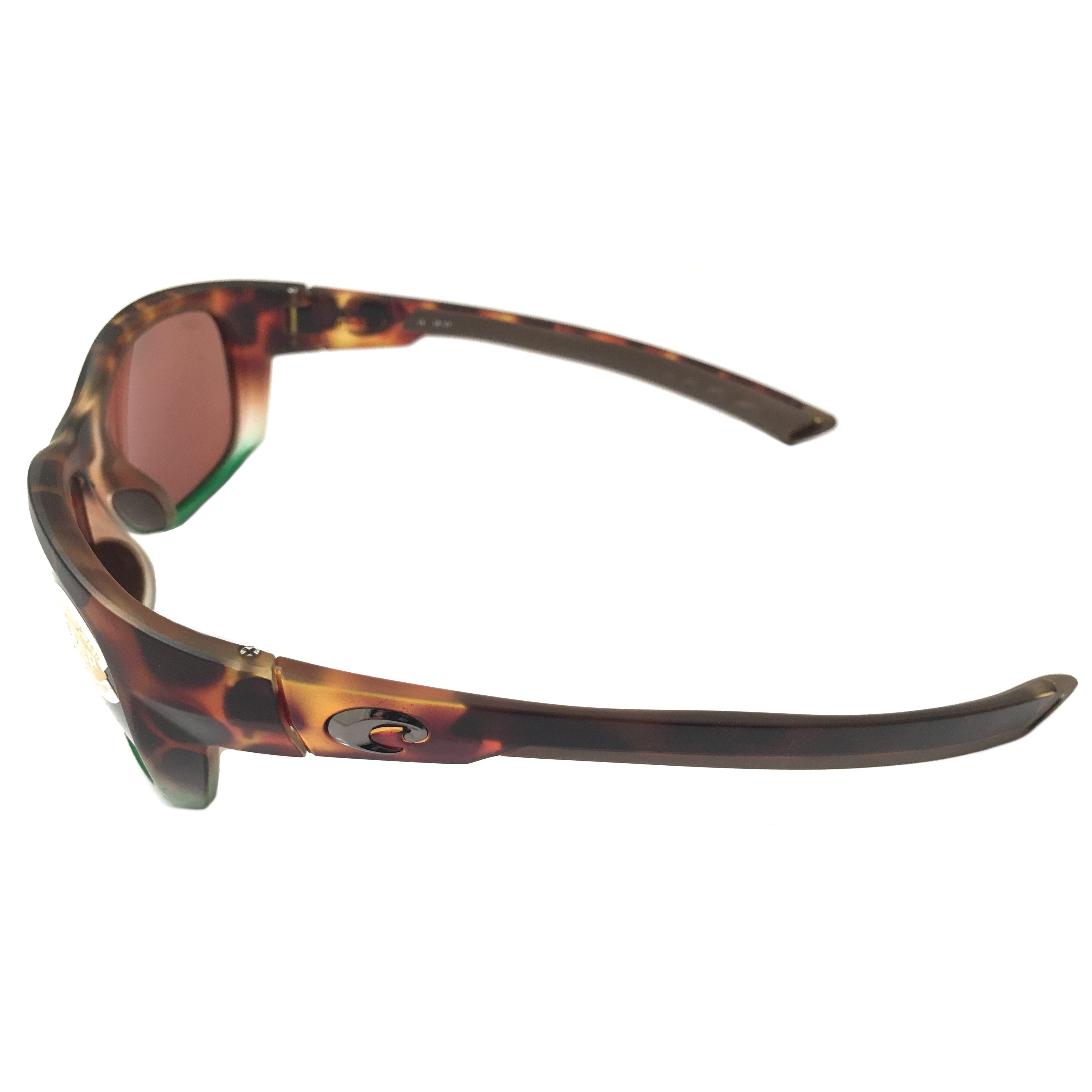 b493bd12899 Costa Del Mar Trevally Sunglasses - Matte Tortuga Fade - POLARIZED Copper  580P