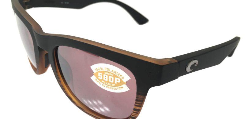 51de94bcac Costa Del Mar Copra Sunglasses – Matte Coconut Fade – Polarized Silver  Mirror 580P