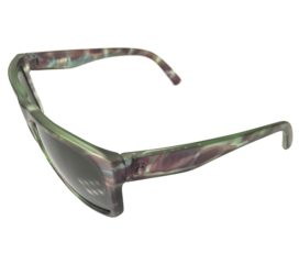Electric Swingarm Sunglasses - Mason Tiger Camo - Melanin Gray Lenses EE12945920