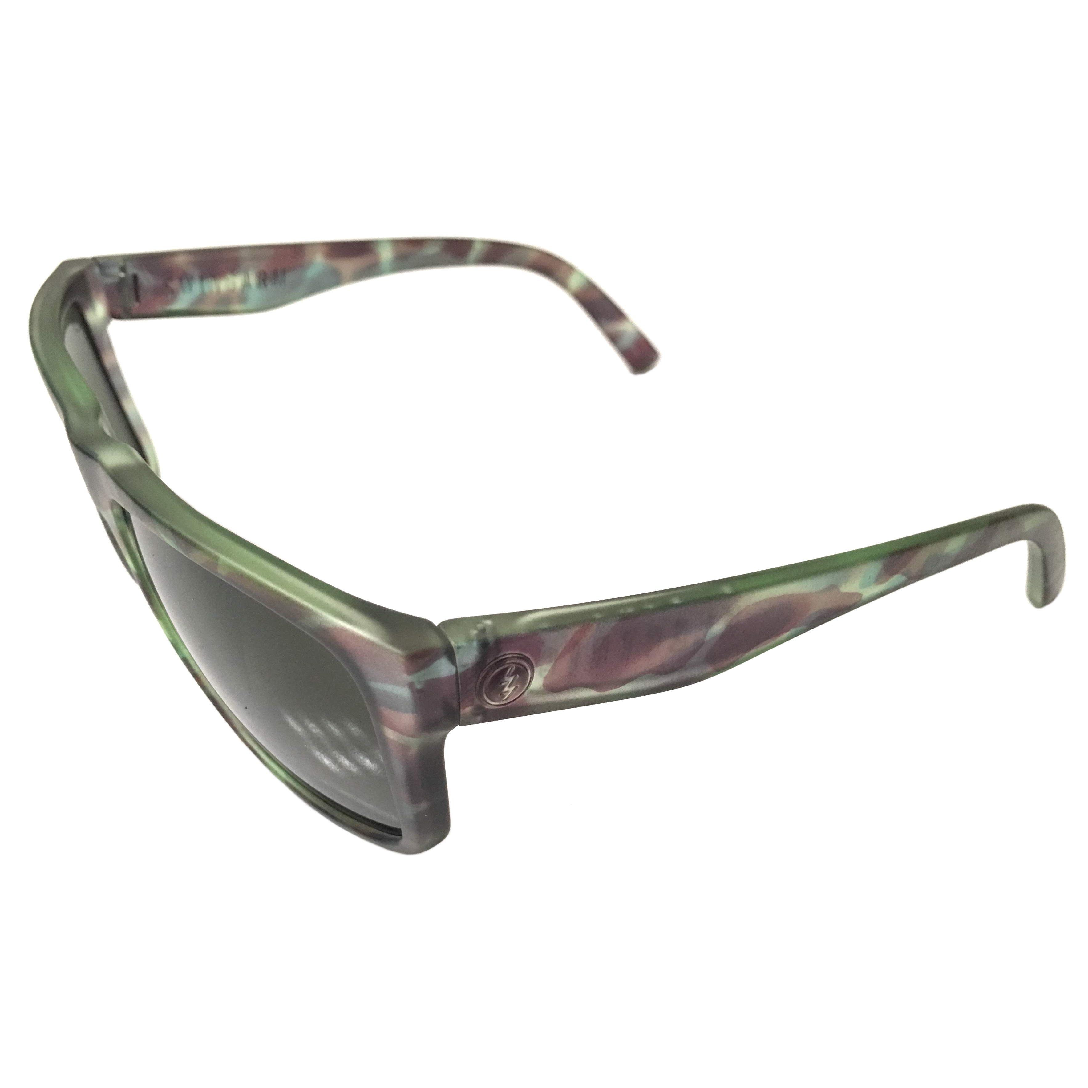 Electric Swingarm Sunglasses Mason Tiger Camo Melanin