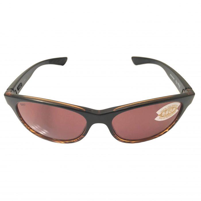 Costa Del Mar Prop Sunglasses - Brown Coconut Fade POLARIZED Copper 580P