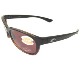 Costa Del Mar Prop Sunglasses - Brown Coconut Fade Frame - Polarized Copper 580P Lens
